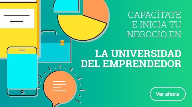 Banner Universidad del Emprendedor