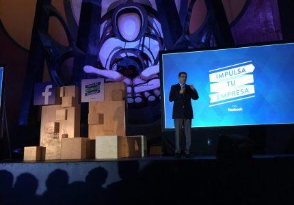 """Participa el INADEM en la presentación del Programa """"Impulsa tu empresa con Facebook"""""""