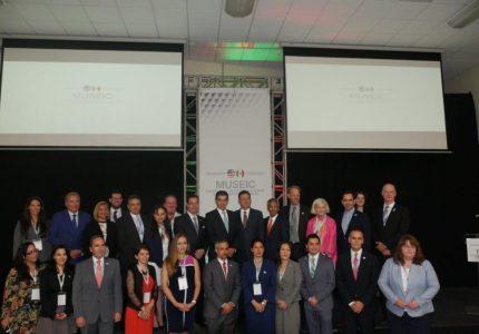 El Consejo México-Estados Unidos para el Emprendimiento y la Innovación (MUSEIC) celebra su Quinta Reunión en Tijuana, México