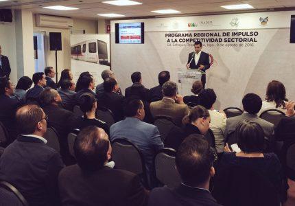 """Presenta el INADEM, la iniciativa """"Moviendo a Hidalgo"""""""