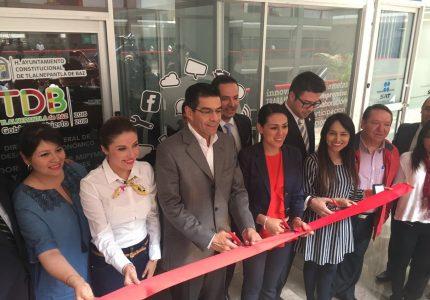 Inauguran oficina de la Coordinación de MiPYMES y Emprendedores en Tlalnepantla