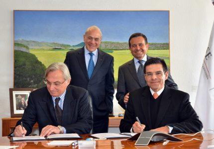 INADEMY OCDE suscriben Acuerdo de Colaboración a favor de las MIPYMES en México