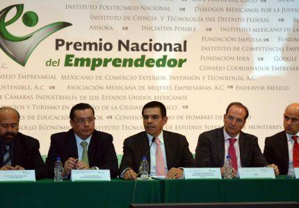 INADEM PRESENTA CONVOCATORIA DEL PREMIO NACIONAL DEL EMPRENDEDOR