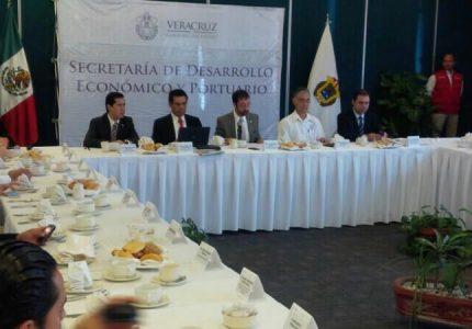 EL PRESIDENTE DEL INADEM REALIZA GIRA DE TRABAJO EN EL ESTADO DE VERACRUZ