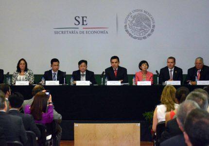 MÉXICO SERA CO-ANFITRIÓN DE LA FERIA INTERNACIONAL CHINA DE PEQUEÑAS Y MEDIANAS EMPRESAS