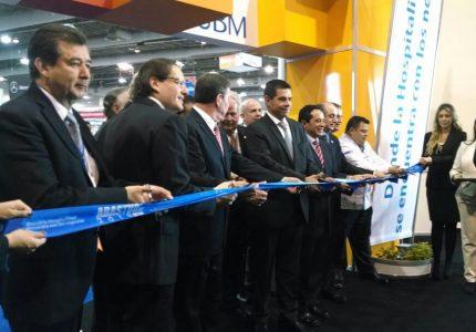 Inaugura el Presidente del INADEM la Expo ABASTUR 2014