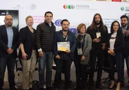 Se lleva a cabo la Premiación Concurso Nacional de Videojuegos