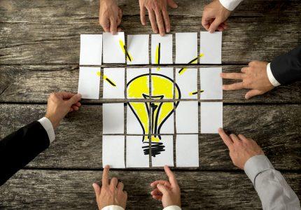 Métodos para obtener ideas de negocio.