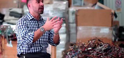 A lo largo de esta historia hemos logrado recolectar más de 9,000 toneladas de residuos electrónicos.