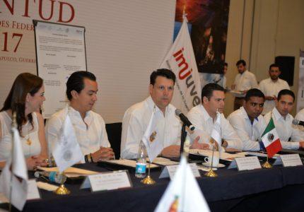 El INADEM y el IMJUVE fortalecen alianza para impulsar a jóvenes emprendedores mexicanos