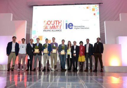 La startup SmartFES de Chile, gran ganadora de South Summit Alianza del Pacífico