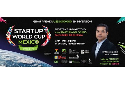 Startup World Cup Regional Mexico
