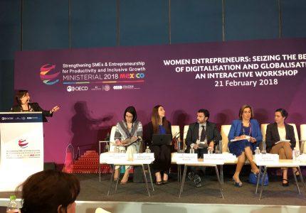 La digitalización, una aliada para las mujeres emprendedoras
