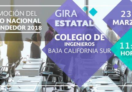 Promoción del Fondo Nacional del Emprendedor 2018