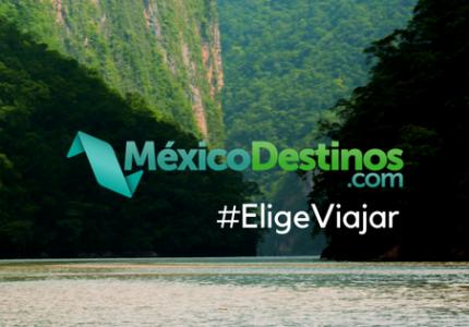 Mexico Destinos: haz que tus sueños viajen contigo