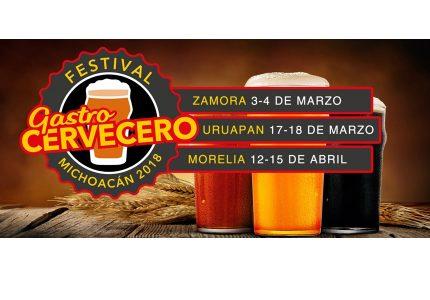 Festival Gastro Cervecero Michoacán 2018