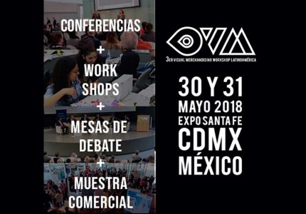 3er. Visual Merchandising Worksop Latinoamérica
