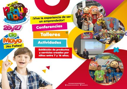 Expo Pequeños emprendedores 5ta. edición
