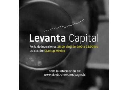 Levanta Capital ¡El evento de inversión más grande de México!