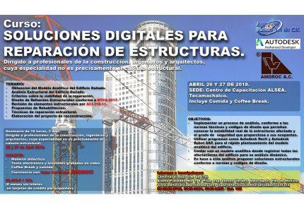 Curso Reparación de Estructuras Soluciones Digitales