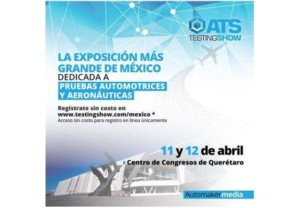 ATS Testing Show Querétaro
