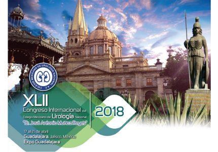 """XLII Congreso Internacional del Colegio Mexicano de Urología Nacional  """"Dr. José Antonio Muñoz Reyes"""""""