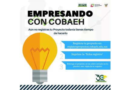 #EmpresandoConCOBAEH