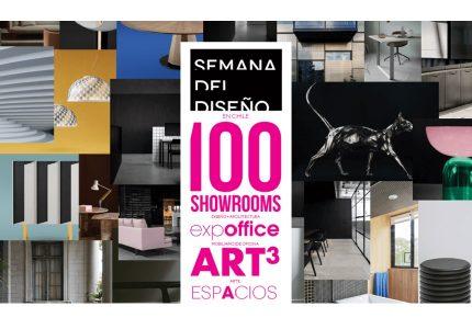 100 Showrooms 2018