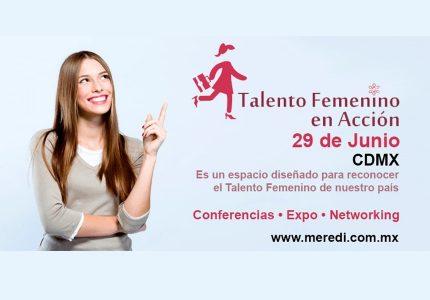 TALENTO FEMENINO EN ACCIÓN