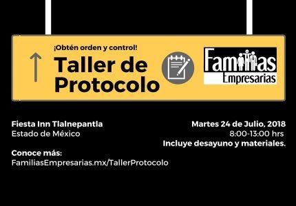 Taller de Protocolo
