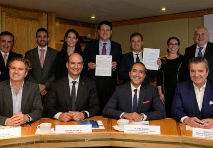 México y Francia fortalecen lazos de colaboración para impulsar al Ecosistema Emprendedor