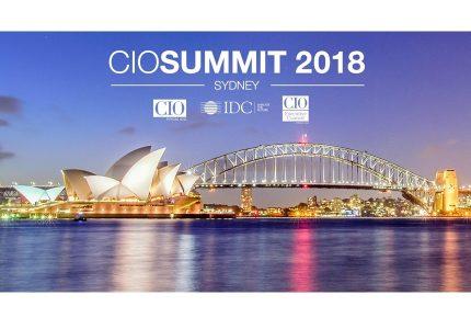 CIO Summit 2018 Sidney