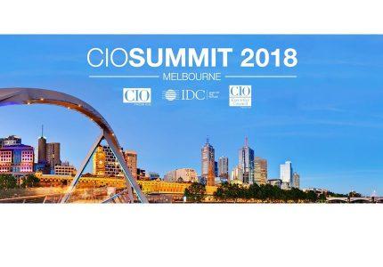 CIO Summit Melbourne