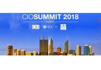 CIO Summit 2018 Perth
