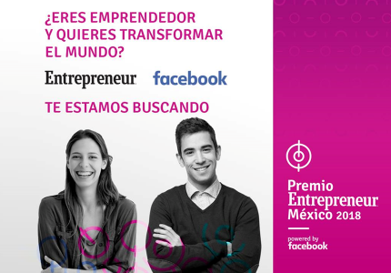 Premio Entrepreneur México 2018