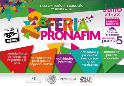 2ª Feria PRONAFIM
