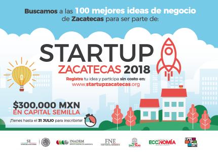 Startup Zacatecas