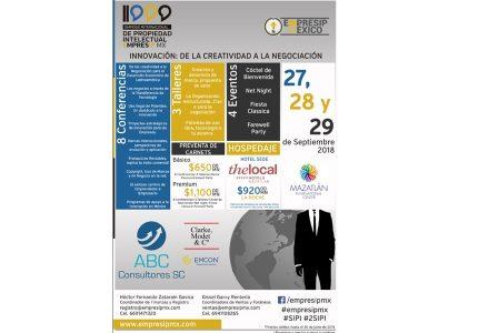 Simposio Internacional de Propiedad Intelectual EMPRESIPMX
