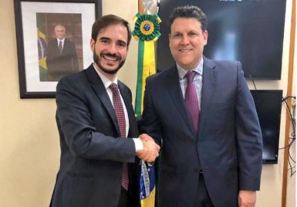 México y Brasil fortalecen cooperación para impulsar el emprendimiento