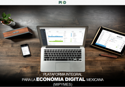La plataforma para la economía digital mexicana